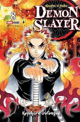 Demon Slayer: Kimetsu no Yaiba #8