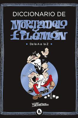 Diccionario de Mortadelo y Filemón (Cartoné 144 pp) #