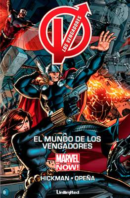 Los Vengadores. Marvel Now! (Rústica) #1