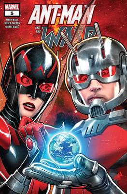 Ant-Man and The Wasp (Comic Book) #5