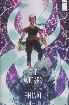 The Wicked + The Divine (Variant covers) (Comic Book) #34