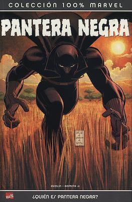 Pantera Negra: ¿Quién es Pantera Negra?. 100% Marvel