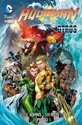 Aquaman de Geoff Johns (Cartoné 144 pp) #2
