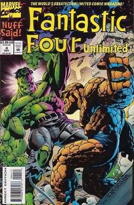 Fantastic Four unlimited #4