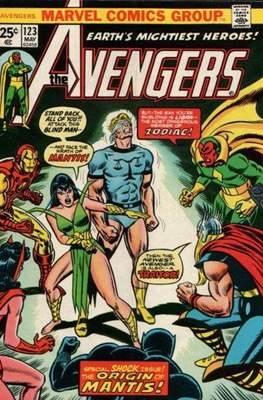 The Avengers Vol. 1 (1963-1996) (Comic Book) #123