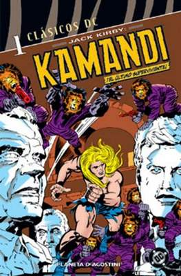 Kamandi. Clásicos DC (Rústica 176 pp) #1