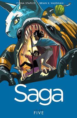 Saga (Digital) #5