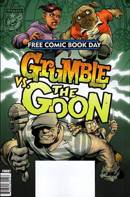 Grumble Vs. The Goon Free Comic Book Day 2019