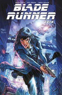 Blade Runner 2019 (Variant Cover)