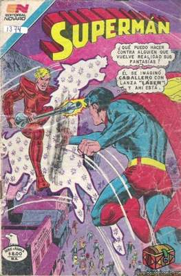 Supermán (Grapa) #1374