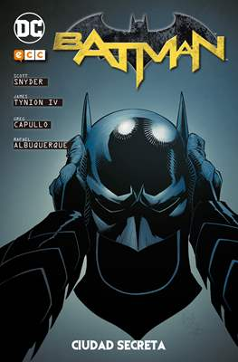 Batman de Scott Snyder (Cartoné 352 pp) #3