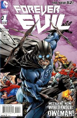 Forever Evil (2013-2014 Variant Cover) #1.5