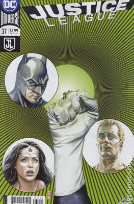 Justice League (2016-...Variant Covers) (Grapa) #37