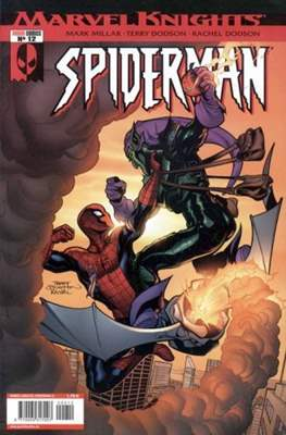 Marvel Knights: Spiderman (2005-2006) (Grapa 24 pp) #12