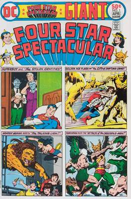 Four Star Spectacular (Comic Book 68-52 pp) #1