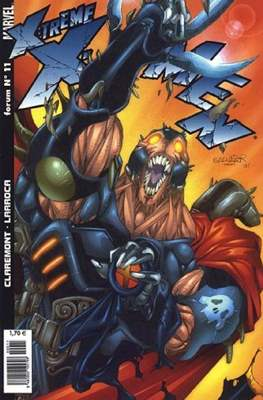 X-Treme X-Men (2002-2005) (Grapa) #11
