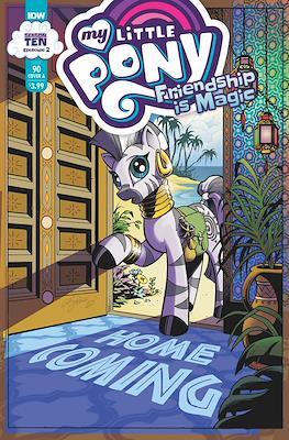 My Little Pony: Friendship Is Magic (Comic-Book) #90