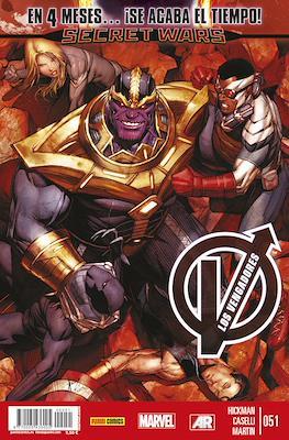 Los Vengadores Vol. 4 (2011-) (Grapa) #51