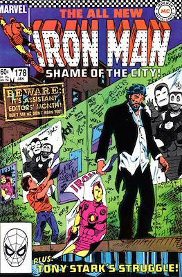 Iron Man Vol. 1 (1968-1996) (Comic book) #178