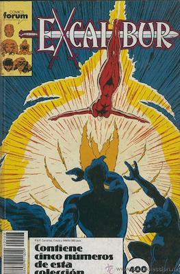 Excalibur Vol. 1 #3