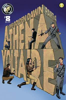 Athena Voltaire (Comic Book) #8