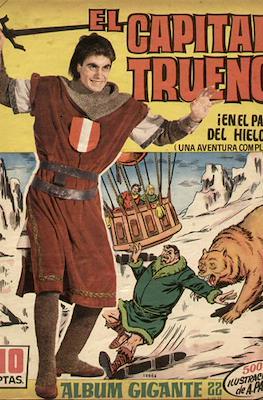 El Capitán Trueno. Album gigante (Grapa 32 pp) #22
