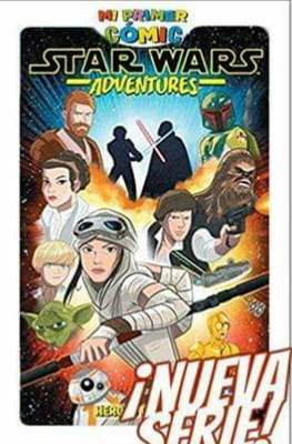 Star Wars Adventures - Mi primer Cómic #1