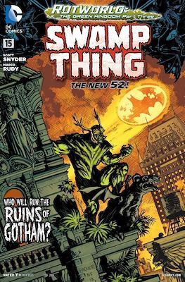 Swamp Thing vol. 5 (2011-2015) #15