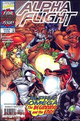 Alpha Flight Vol. 2 (1997-1999) (Comic Book) #20