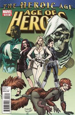 Age of heroes (Comic-Book) #3