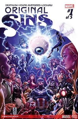 Original Sins (Comic Book) #1