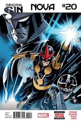 Nova Vol. 5 (Comic-Book) #20
