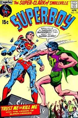 Superboy Vol.1 / Superboy and the Legion of Super-Heroes (Comic Book) #173