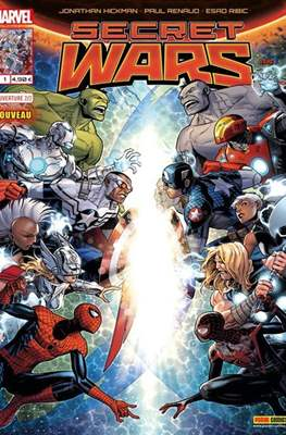 Secret Wars (Broché) #1.1