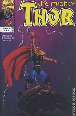 The Mighty Thor (1998-2004 Variant Cover) (Comic Book) #12