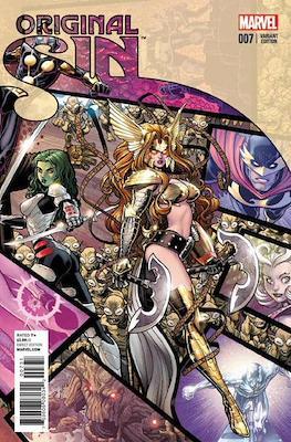 Original Sin (Variant Covers) (Comic Book) #7.1