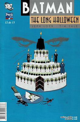 Batman: The Long Halloween (Grapas) #12