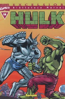 Biblioteca Marvel: Hulk (2004-2006) (Rústica 160 pp) #18