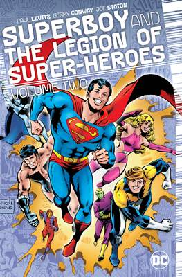 Superboy and the Legion of Super-Heroes (Hardcover) #2