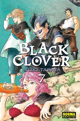 Black Clover (Rústica con sobrecubierta) #7