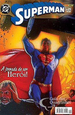 Superman. 1ª série (Grapa) #21