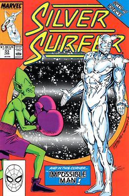 Silver Surfer Vol. 3 (1987-1998) #33