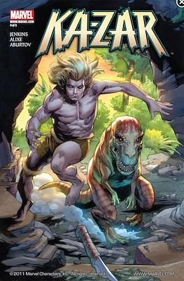 Ka-Zar (Vol.5 2011) (Comic book) #4