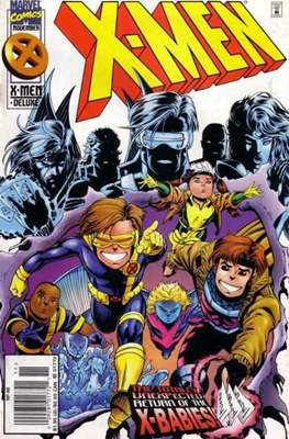 X-Men / New X-Men / X-Men Legacy Vol. 2 (1991-2012) #46