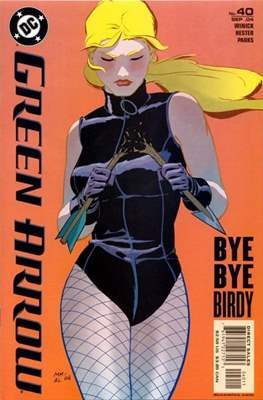Green Arrow Vol. 3 (2001-2007) (Comic book) #40