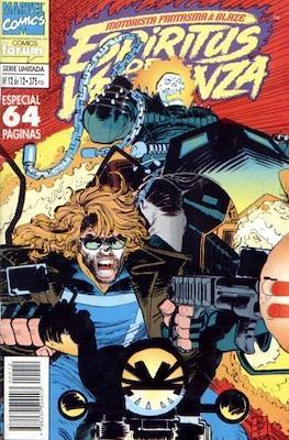 Espíritus de Venganza (1993-1994) (Grapa. 17x26. 24 páginas. Color.) #12