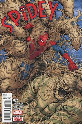 Spidey (Comic-book) #2