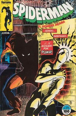 Spiderman Vol. 1 / El Espectacular Spiderman (1983-1994) (Grapa 32-48 pp) #71