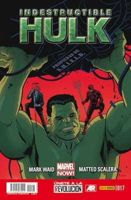 El Increíble Hulk Vol. 2 / Indestructible Hulk / El Alucinante Hulk / El Inmortal Hulk (2012-) (Comic Book) #17
