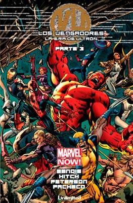Los Vengadores. La era de Ultrón (Rústica) #3